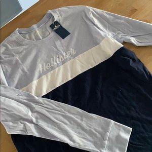 Teen Long Sleeve Hollister Shirt